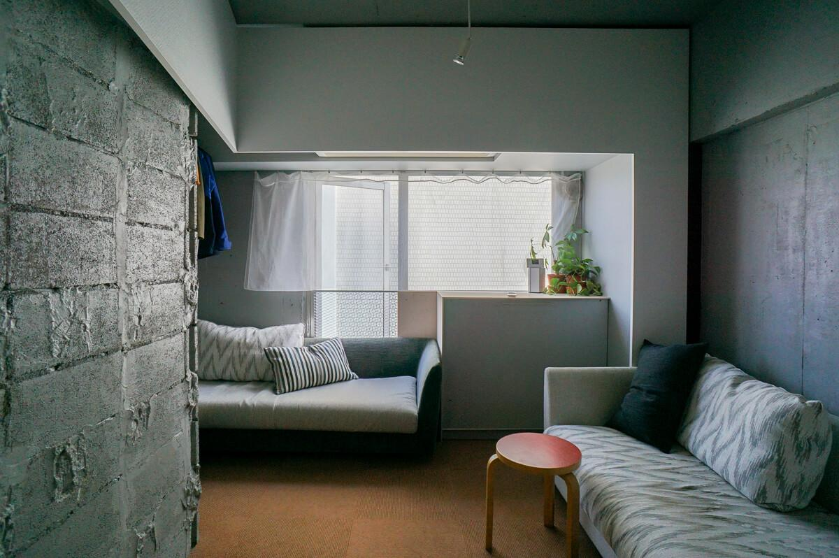 外国のホテル B号室 (杉並区下高井戸の物件) - 東京R不動産