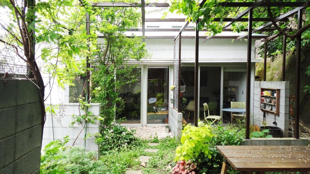 藤棚アパートメント (横浜市西区中央の物件) - 東京R不動産