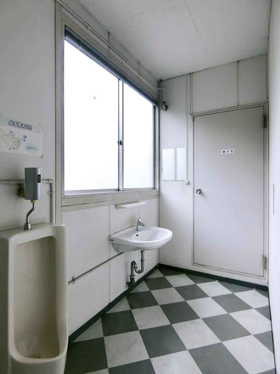3階のトイレ