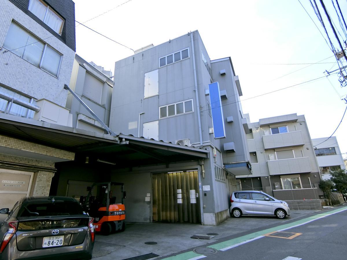 工場っぽいビル (新宿区下落合の物件) - 東京R不動産