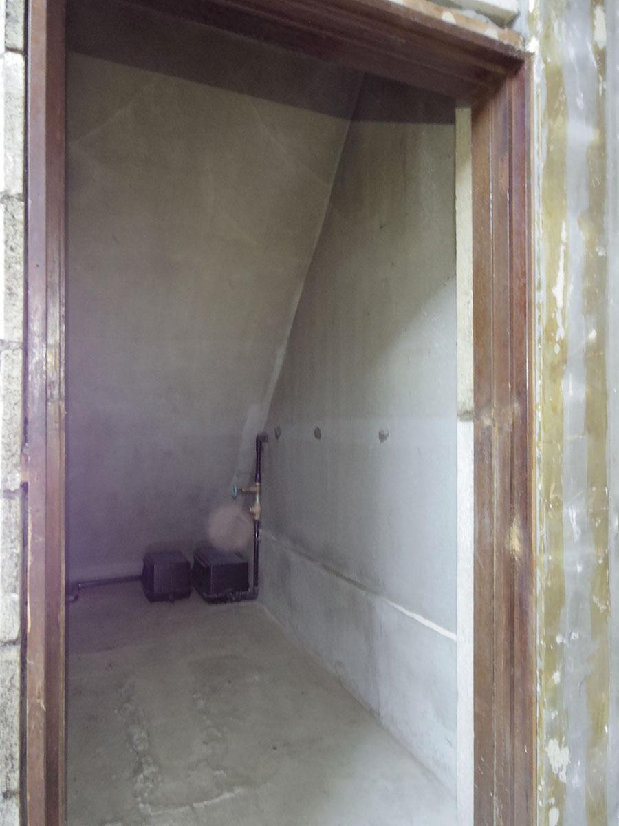 階段下の収納スペース