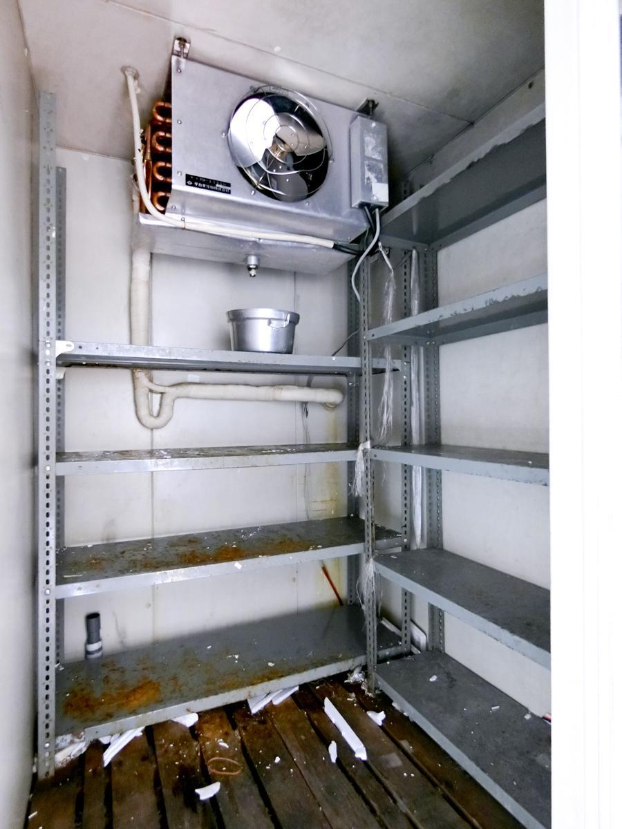 2階:食品を保存していた部屋