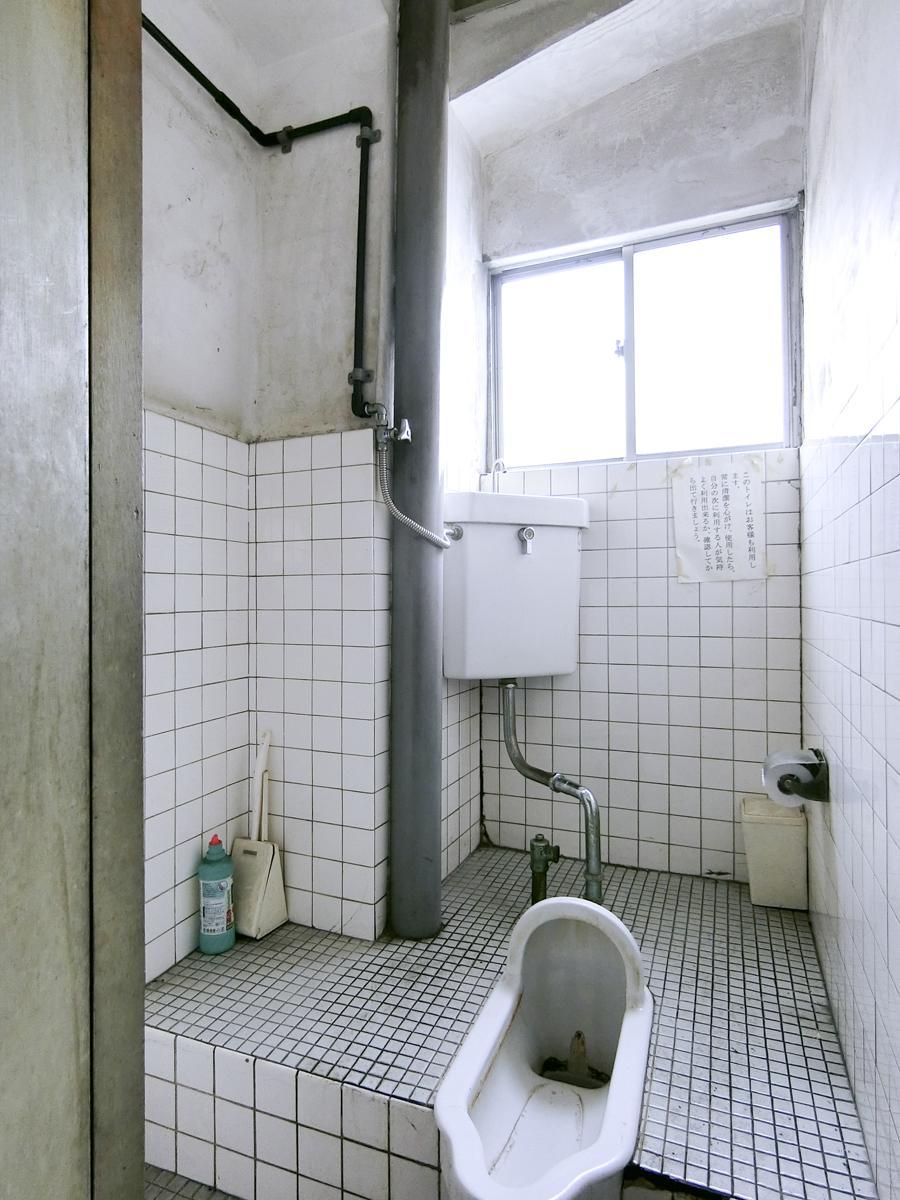 2階:トイレ