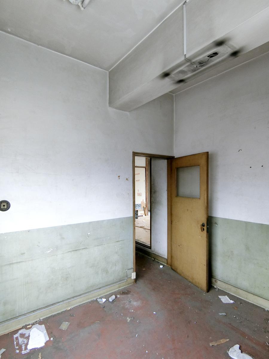 3階小部屋:ここも天井が高い
