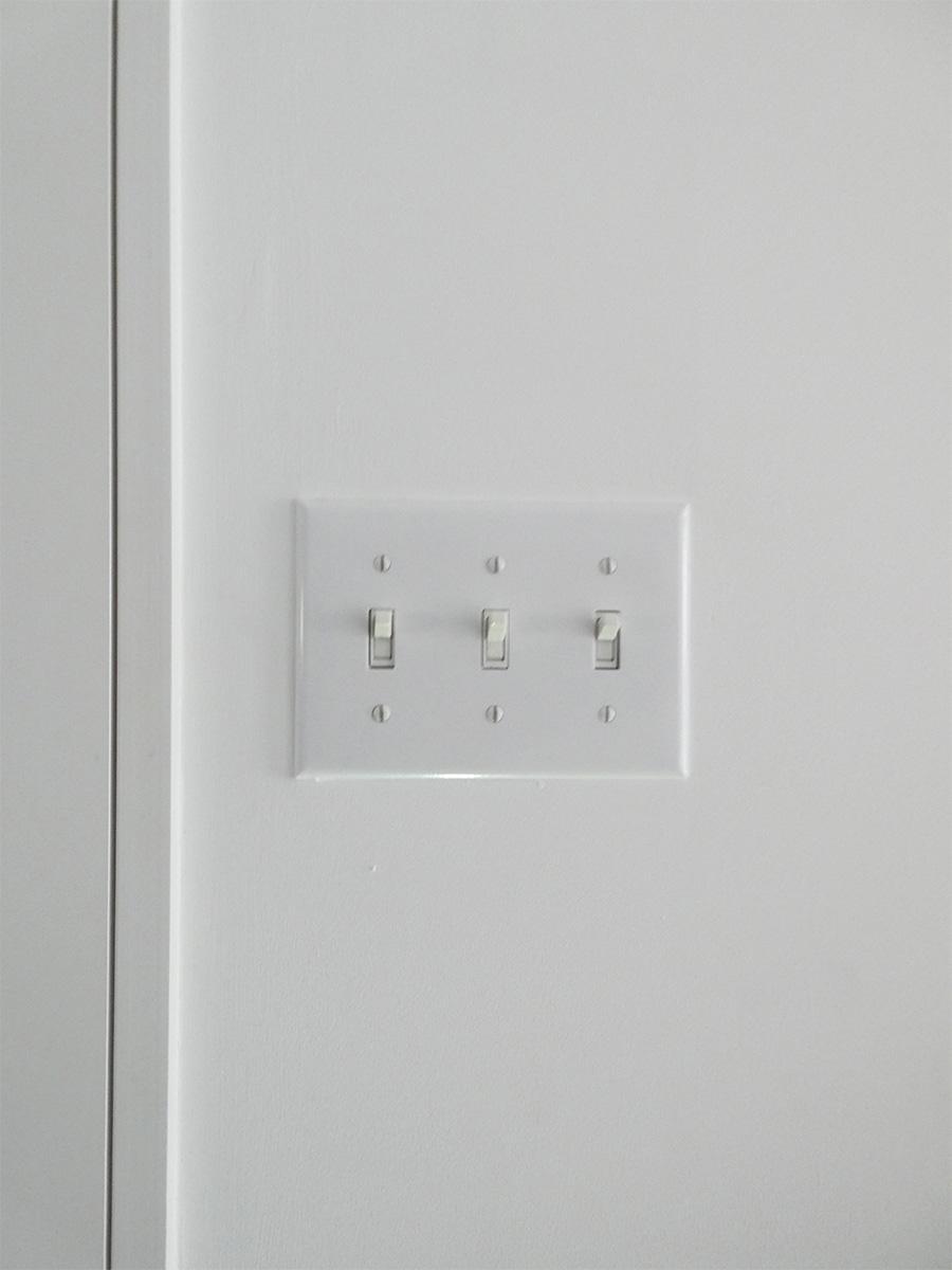 スイッチがかわいい