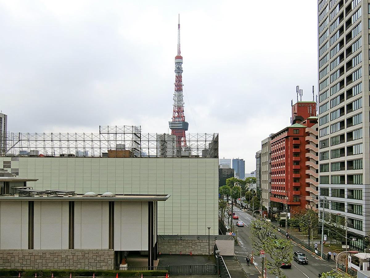 タワーのふもとで見晴らしよく (港区麻布台の物件) - 東京R不動産