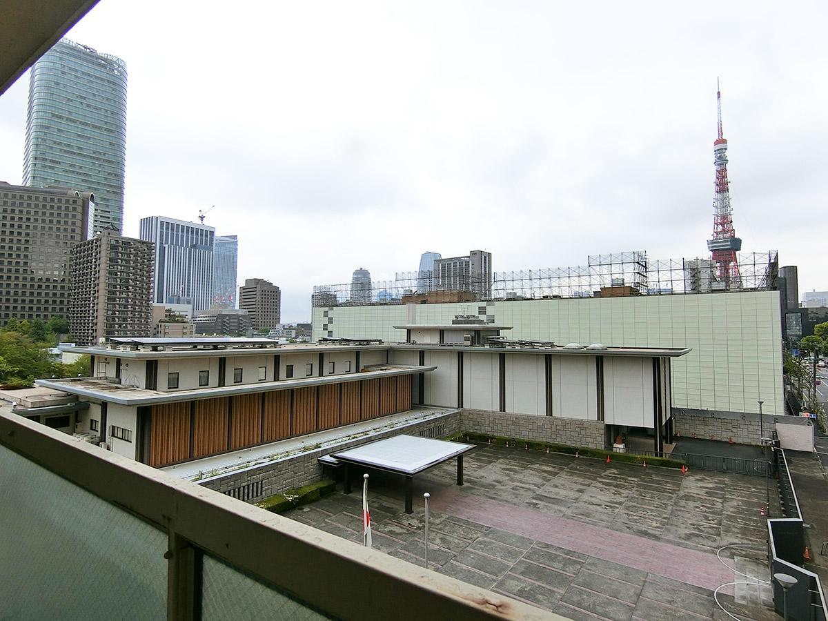 元麻布郵便局の敷地には再開発で超高層ビルが建設予定です