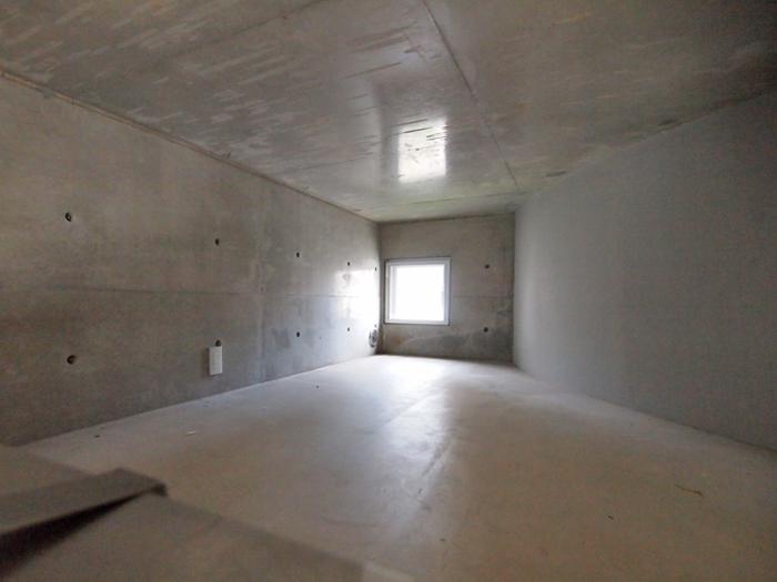 【006号室/ロフト】約8mあり、結構な広さがある
