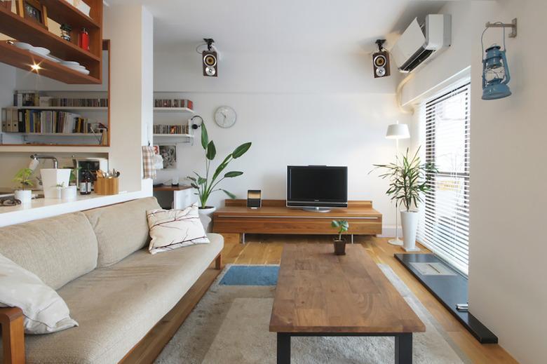 緑と眺めが気持ちいい部屋 (文京区白山の物件) - 東京R不動産