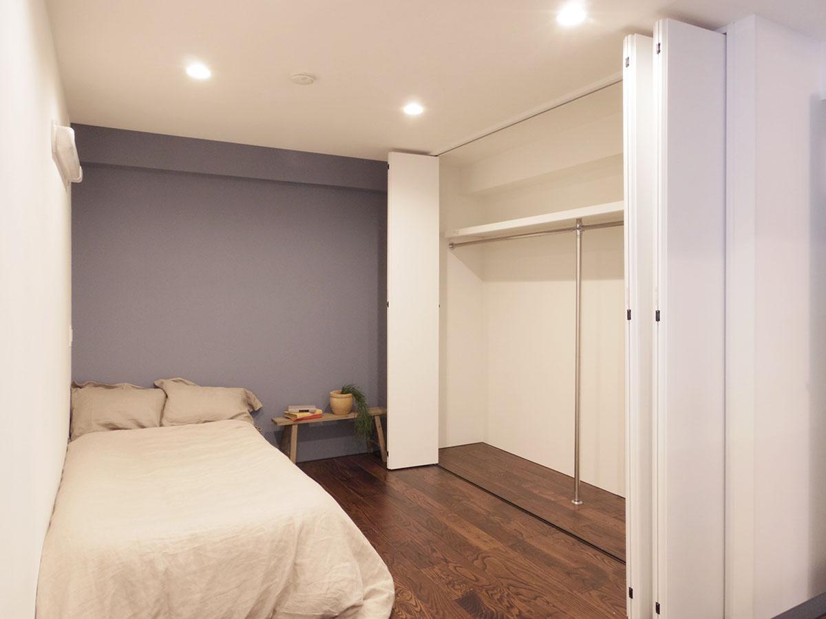 約5.4畳の洋室。子ども部屋としても書斎としても