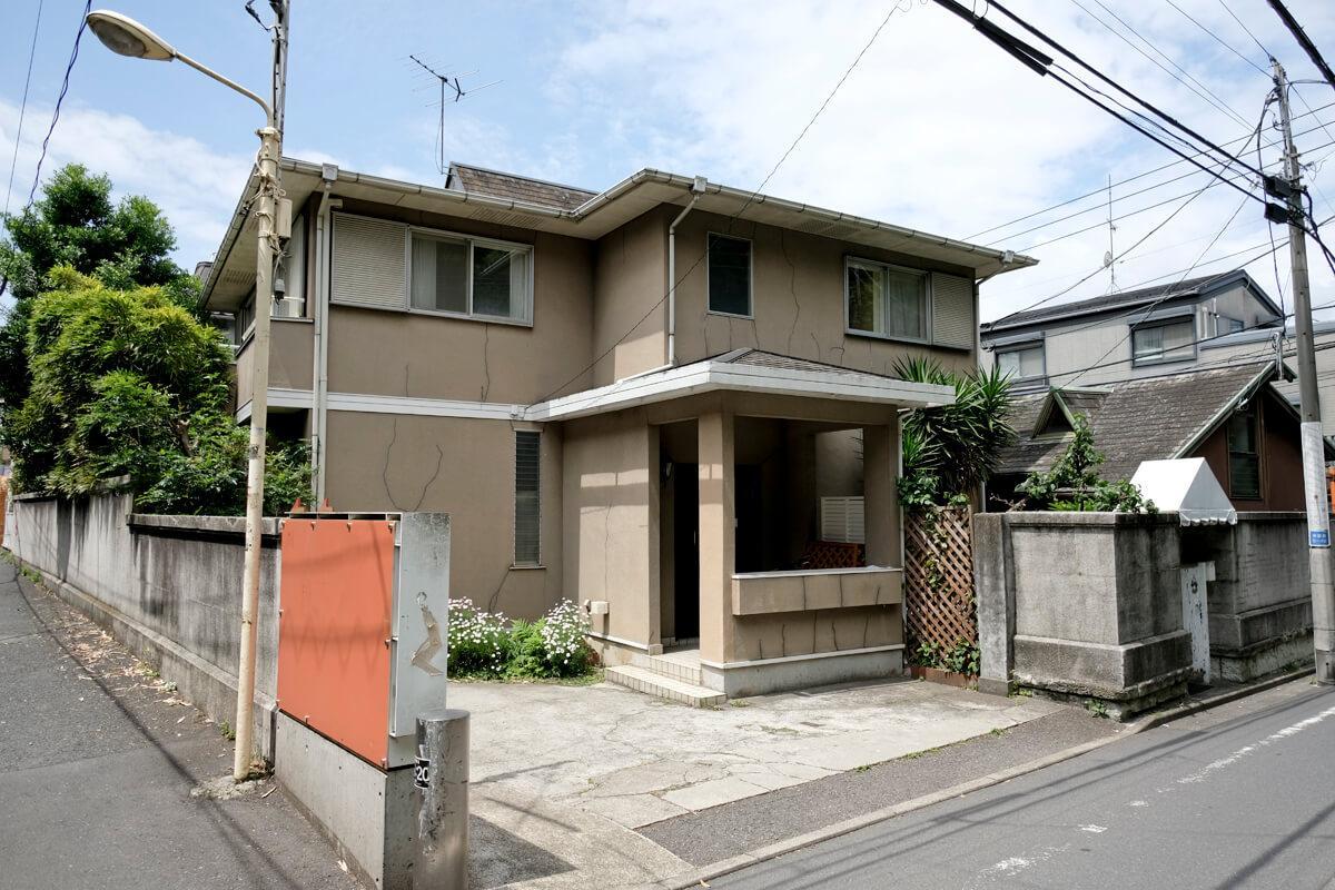 大きな戸建てのキャンバス (渋谷区神宮前の物件) - 東京R不動産