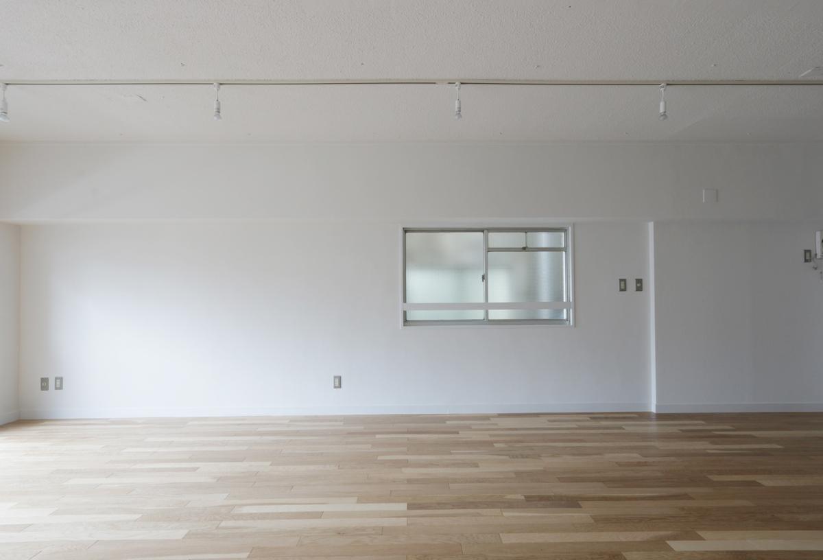 (405号室)どんなテイストにも変化させやすい空間