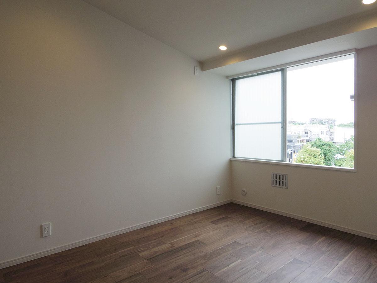 約6.5畳の洋室。寝室や子ども部屋として