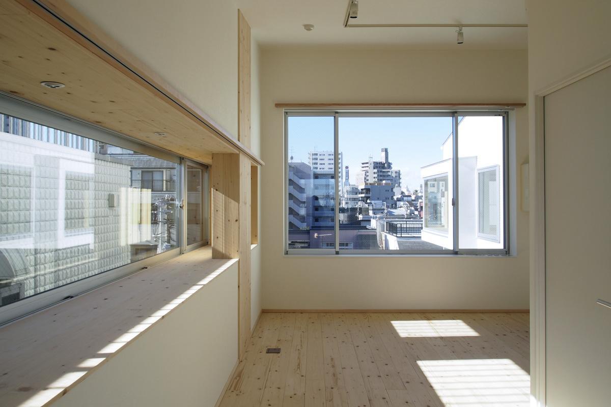木の集合住宅 (北区赤羽の物件) - 東京R不動産