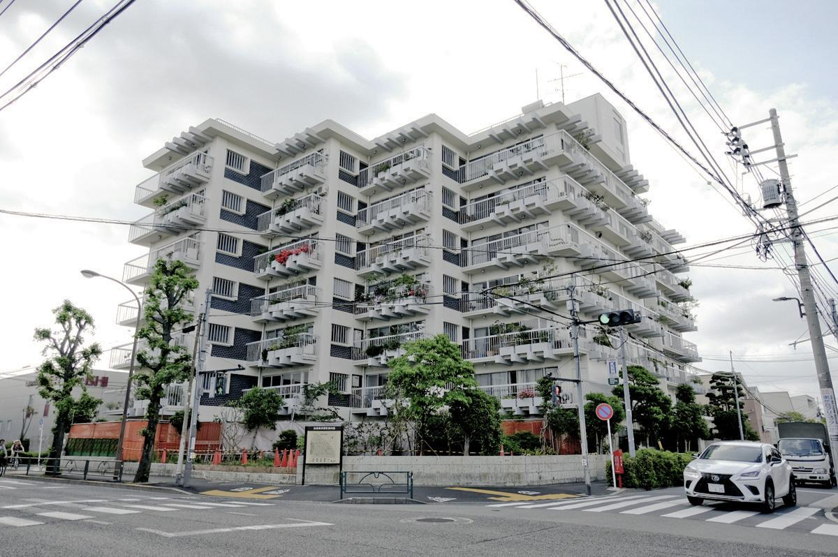未来世紀マンシオン (目黒区東が丘の物件) - 東京R不動産