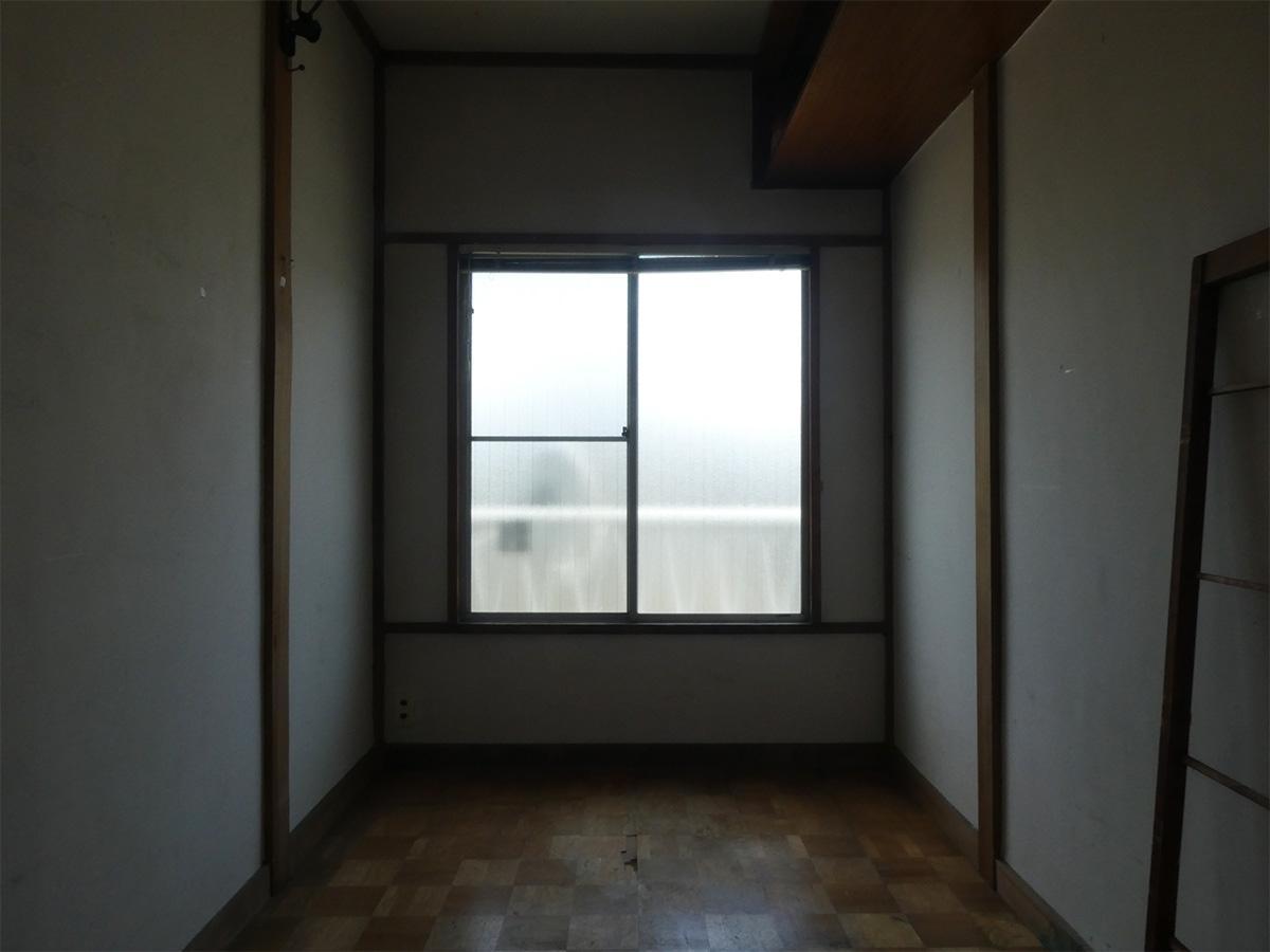 可愛らしい3畳の部屋