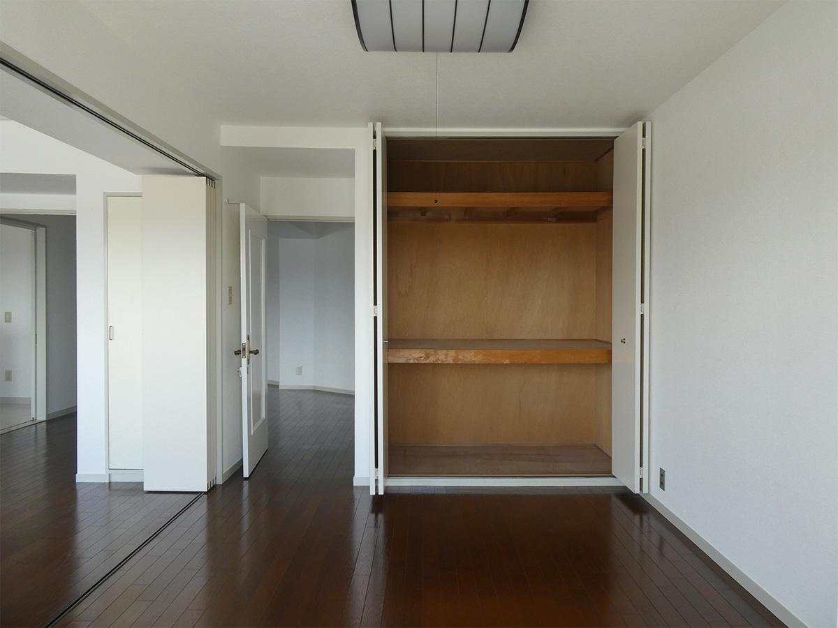 6畳の部屋の収納