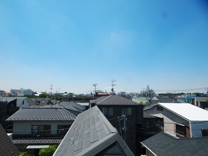 塔屋からの眺望