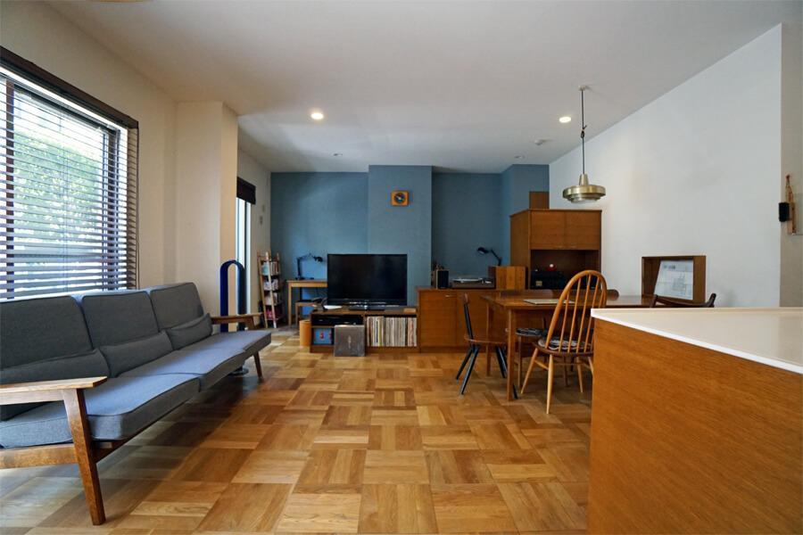 色々考えると、今の家具配置がベストだと思います