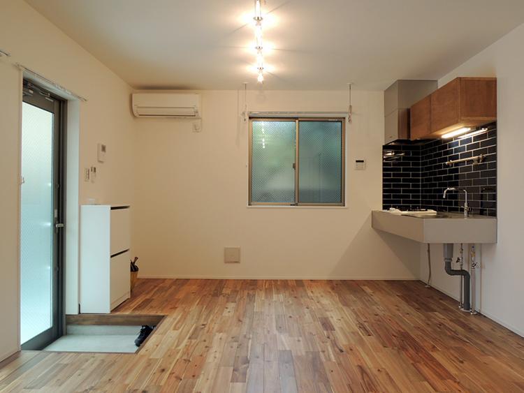 1階A号室 コンパクトなワンルーム