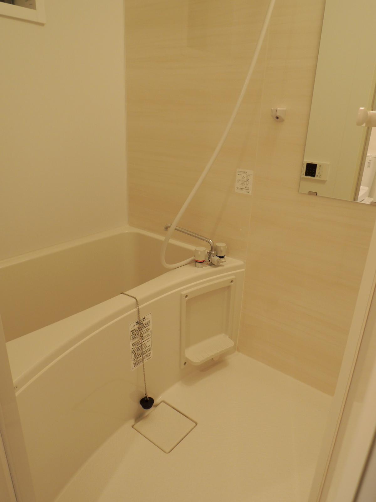 浴室 どの部屋もこんな感じ