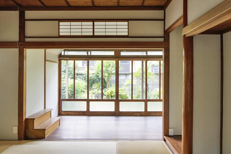 継承される昭和の日本家屋 (杉並区永福の物件) - 東京R不動産