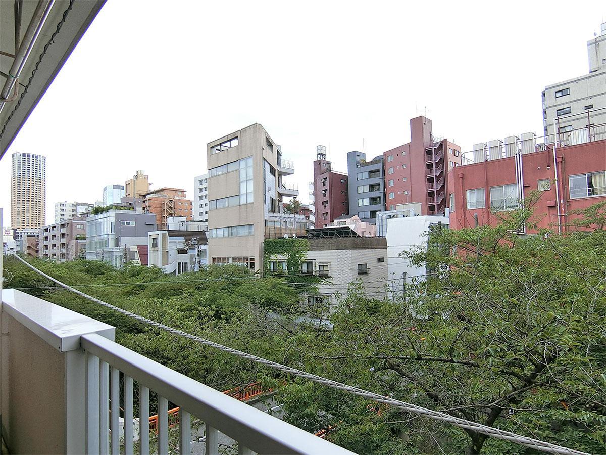 中目のお花見部屋 (目黒区青葉台の物件) - 東京R不動産