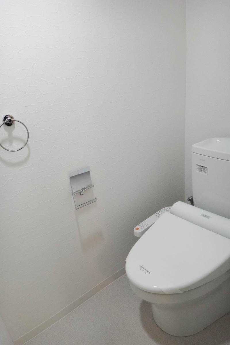 トイレも独立型に変更されています