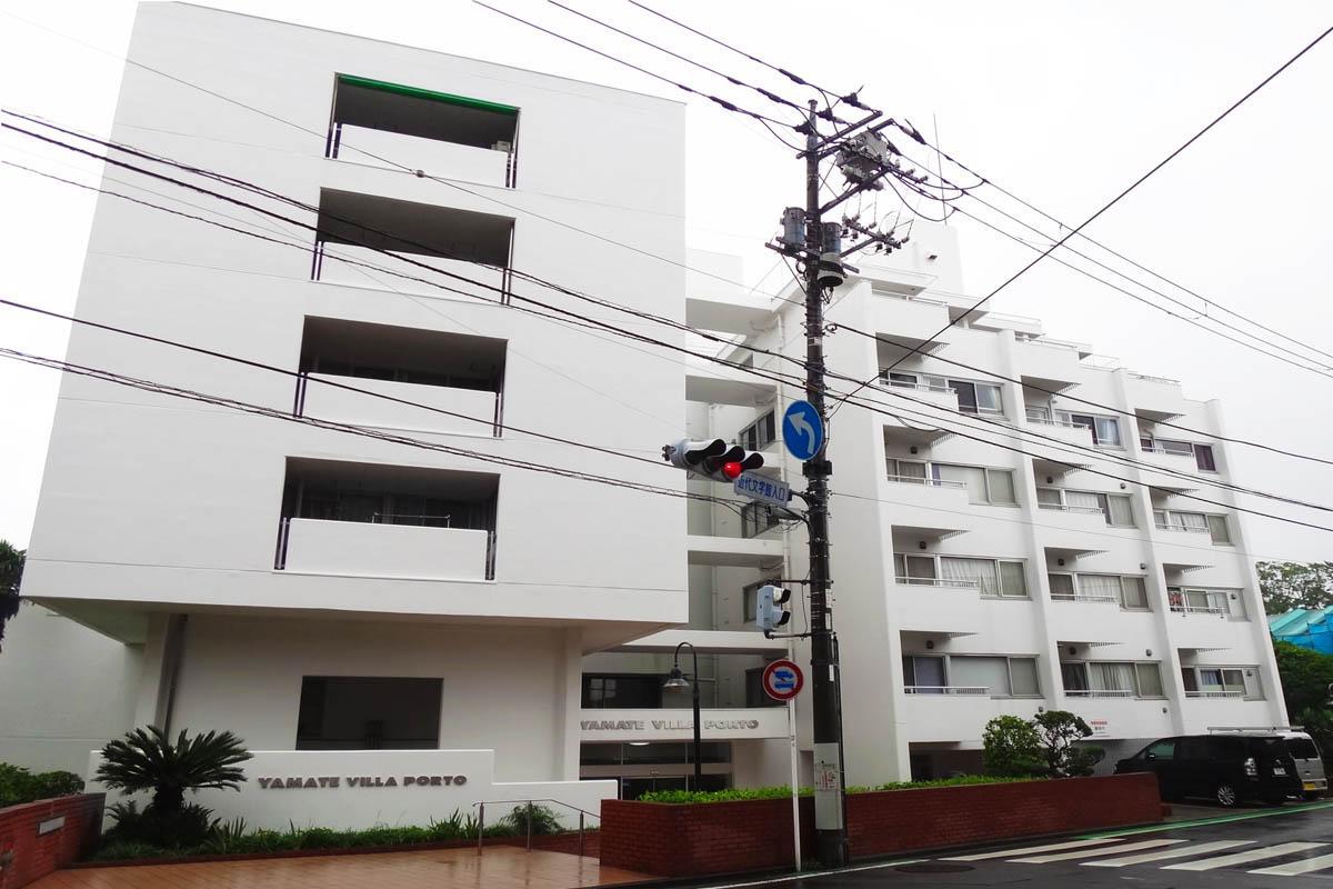 港の見えるヴィンテージマンション (横浜市中区山手町の物件) - 東京R不動産