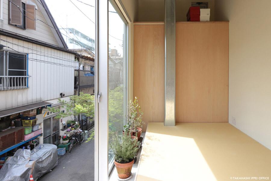 一度住んでみたい集合住宅 (板橋区舟渡の物件) - 東京R不動産