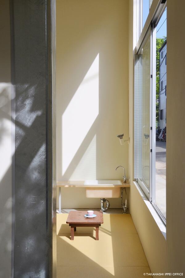 Room 07:よく日が入り、爽やかな部屋です
