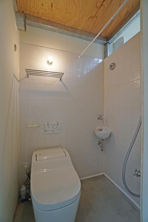 Room 07:コンパクトな水回り