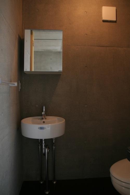 トイレ、洗面は同室