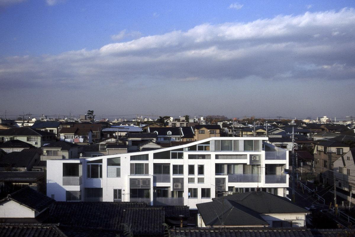 ひとつ屋根の下で - てっぺんの部屋 - (世田谷区梅丘の物件) - 東京R不動産