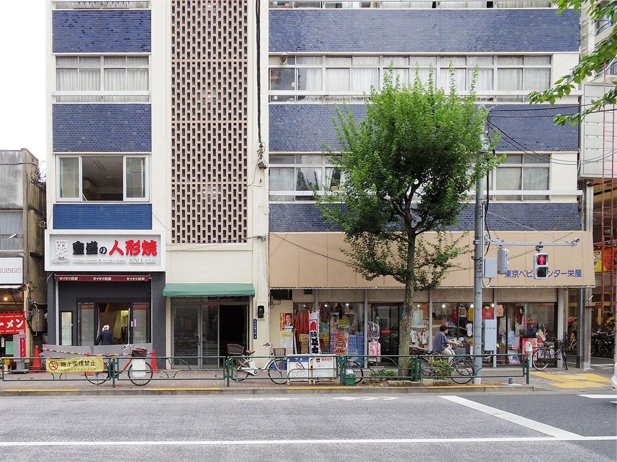 街に溶け込むレトロメゾネット (品川区小山の物件) - 東京R不動産