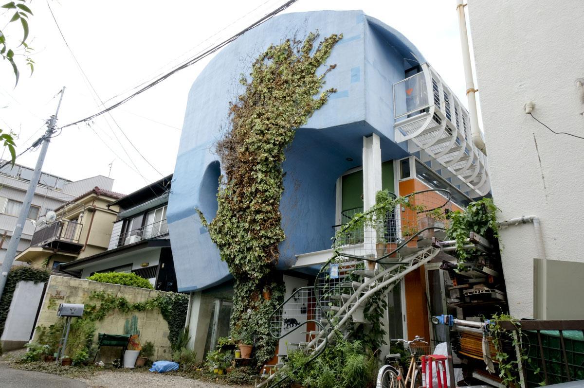 ある建築家の作品 (世田谷区粕谷の物件) - 東京R不動産