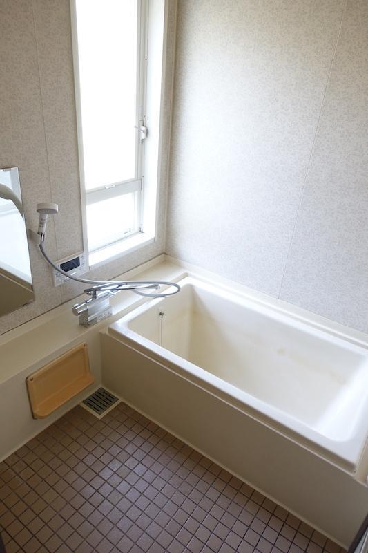 浴室は水栓のみ新規交換