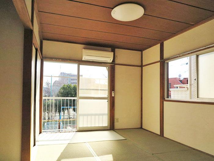 昭和の6畳間 (世田谷区北沢の物件) - 東京R不動産