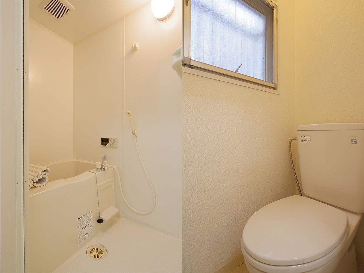 風呂&トイレ