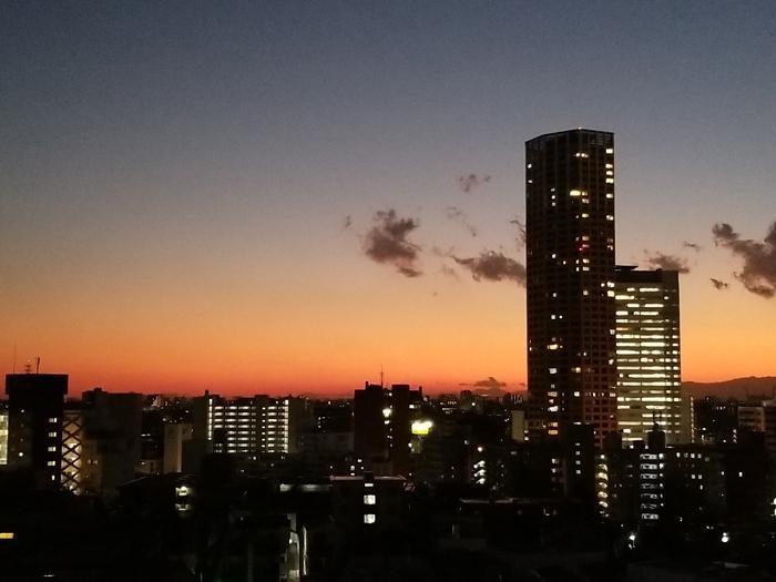 夜の景色もすてき