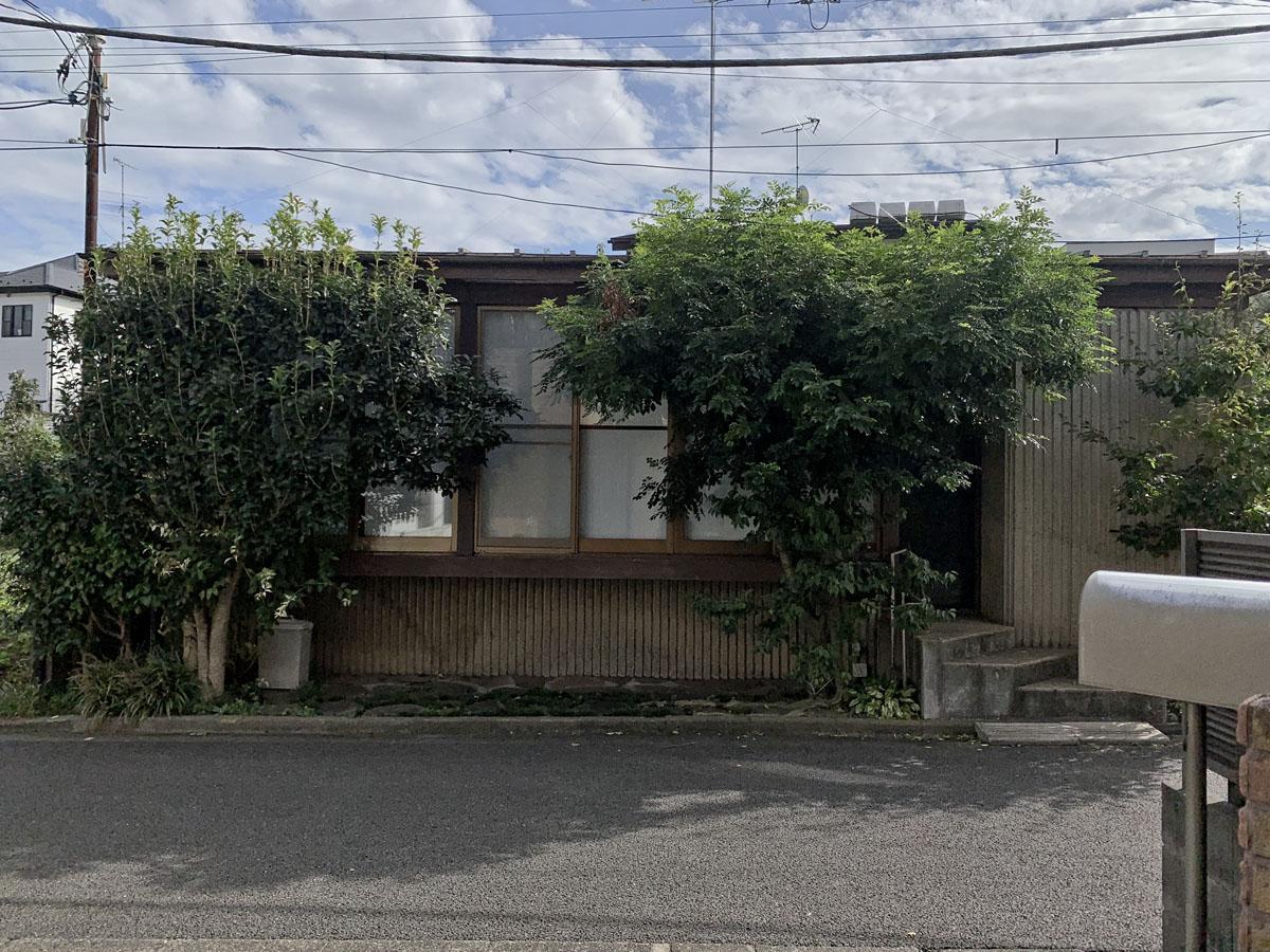 木漏れ日の平屋 (杉並区成田西の物件) - 東京R不動産