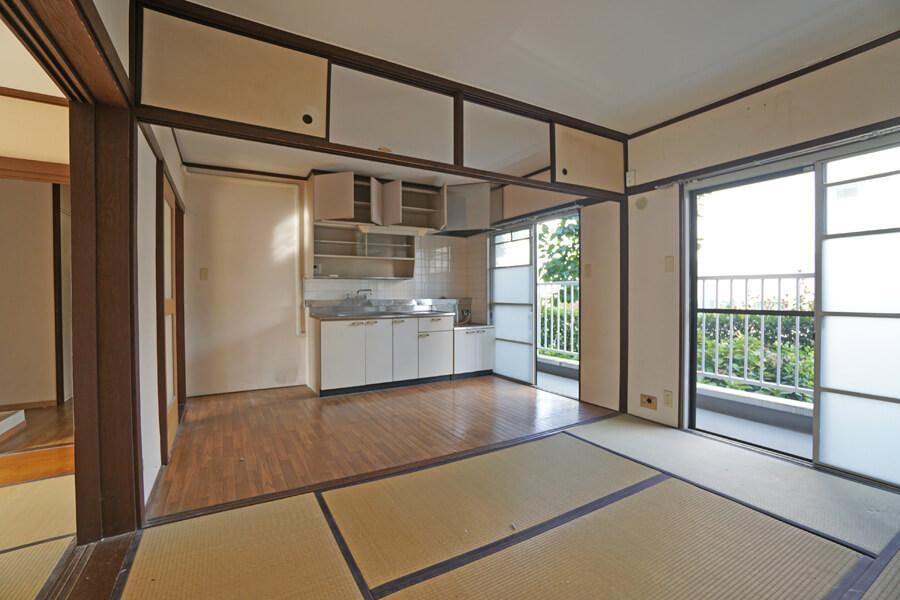まちに開いてほしい家【改装可】 (新宿区市谷加賀町の物件) - 東京R不動産