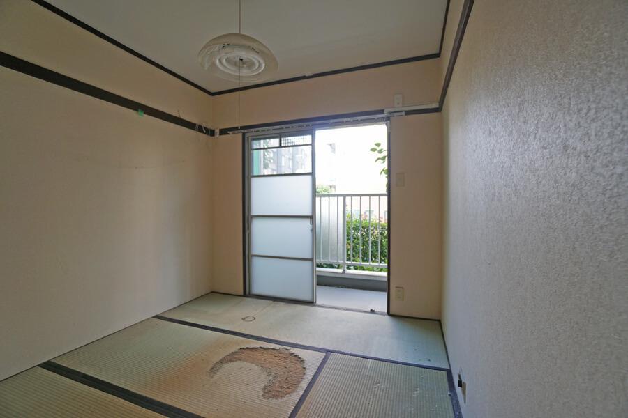 居室3。アトリエや仕事場、はたまたショールームやコーヒースタンドなどに使ってもらえれば