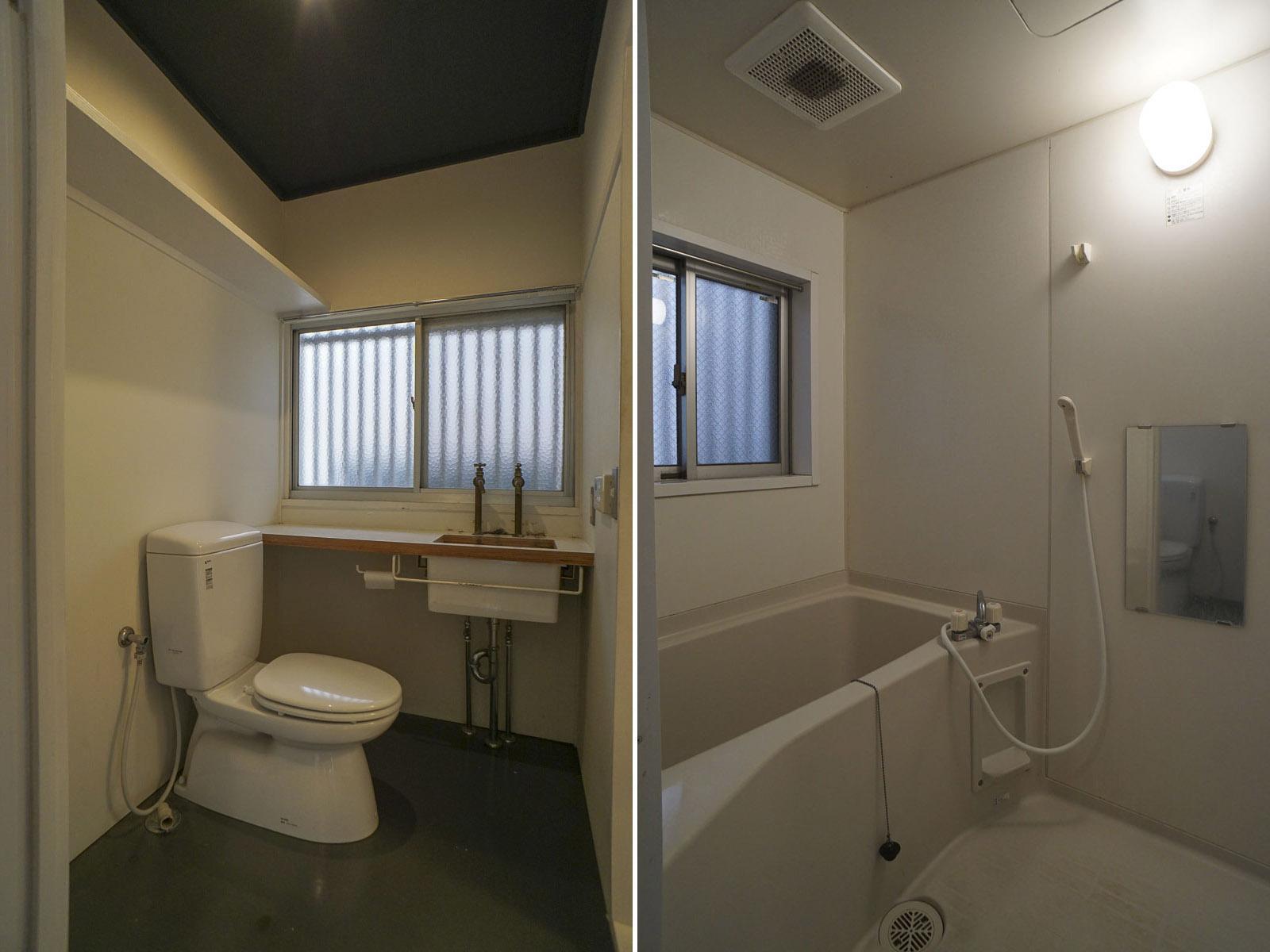 トイレ/浴室