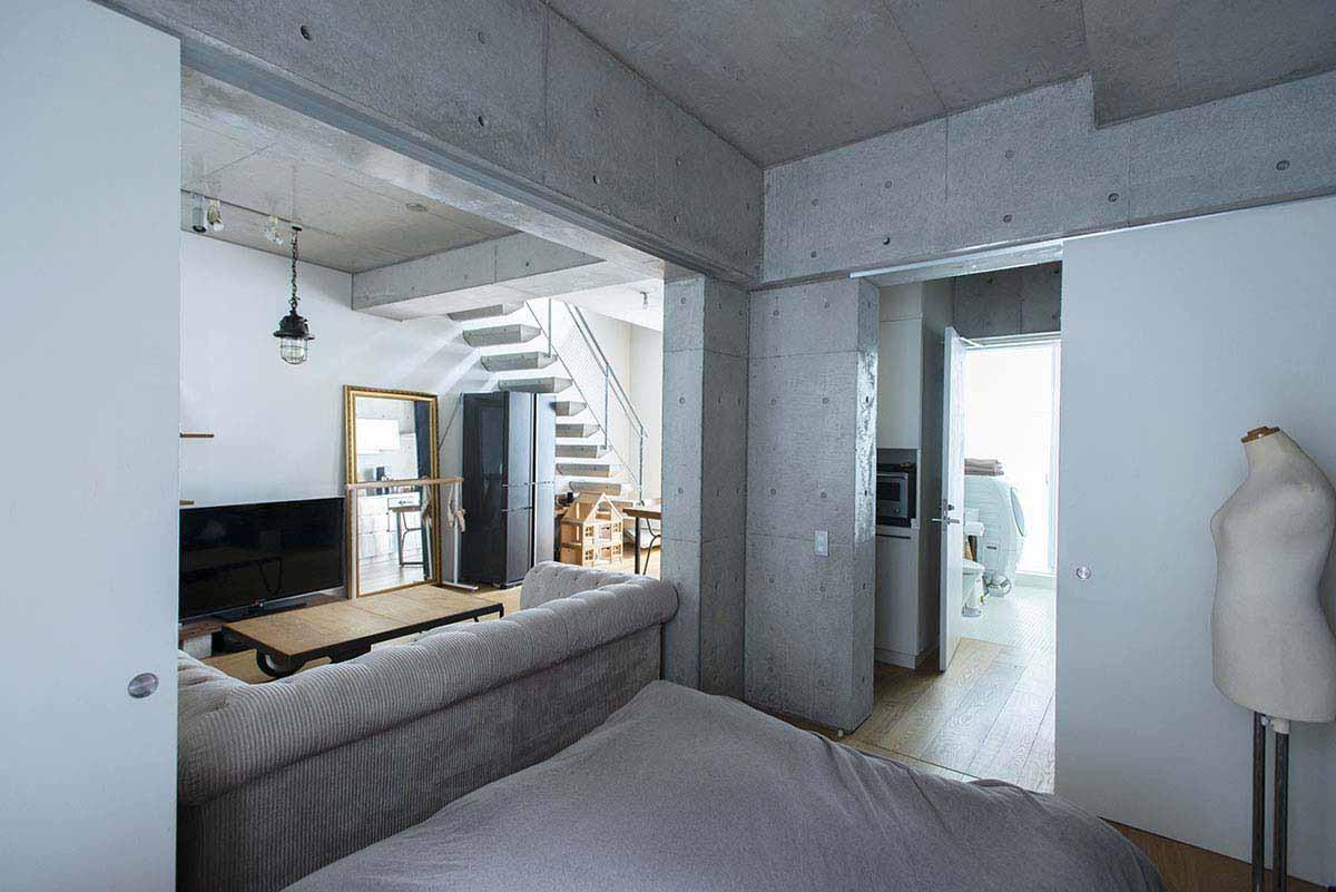 地下1階の洋室