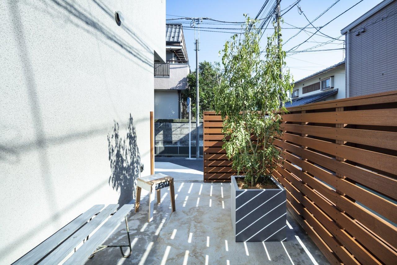 約5.1畳の外部土間は庭としても、+α空間への入口としても使えそう