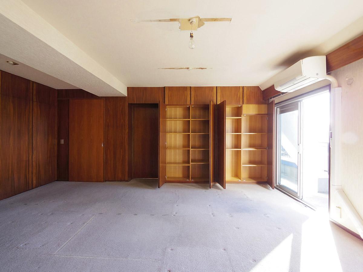20畳の洋室