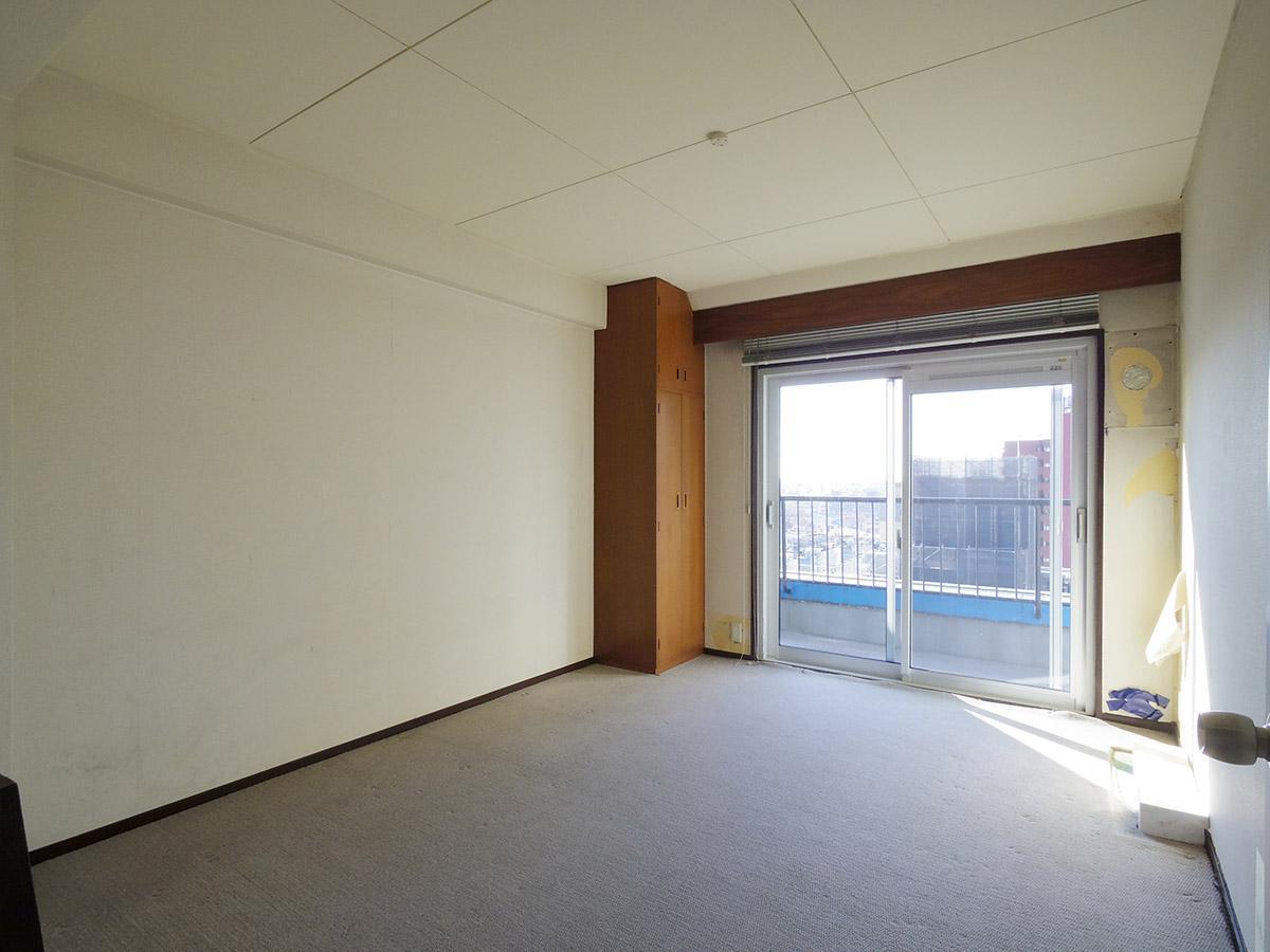 7.5畳の洋室