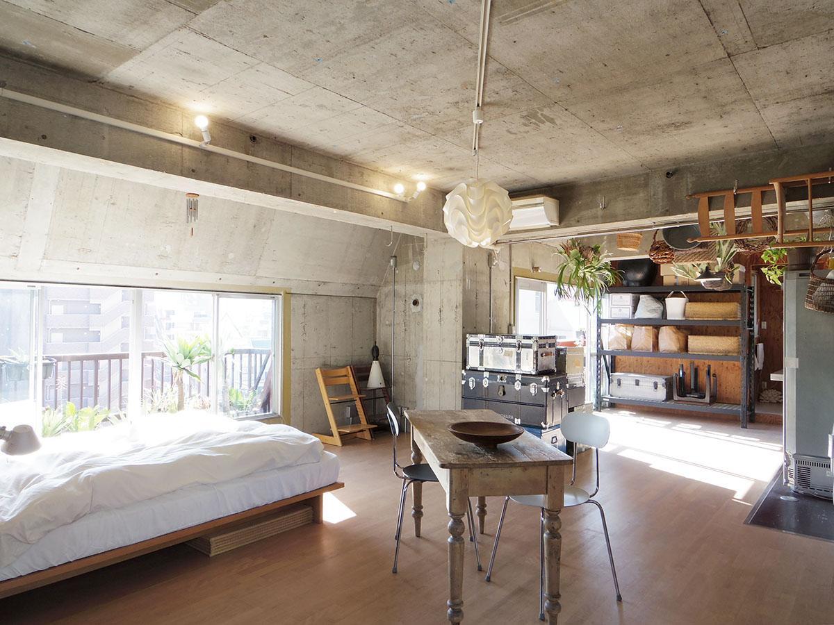心地よさで満たされた最上階 (新宿区荒木町の物件) - 東京R不動産