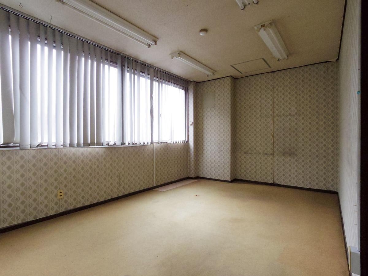 3階右区画:会議室とかに良さそう